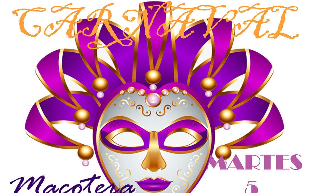 Carnaval 2019 en Macotera