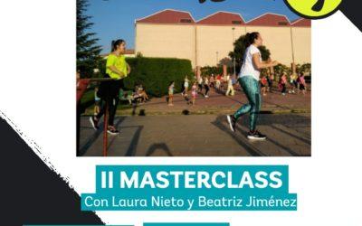 II Masterclass de Zumba en Macotera