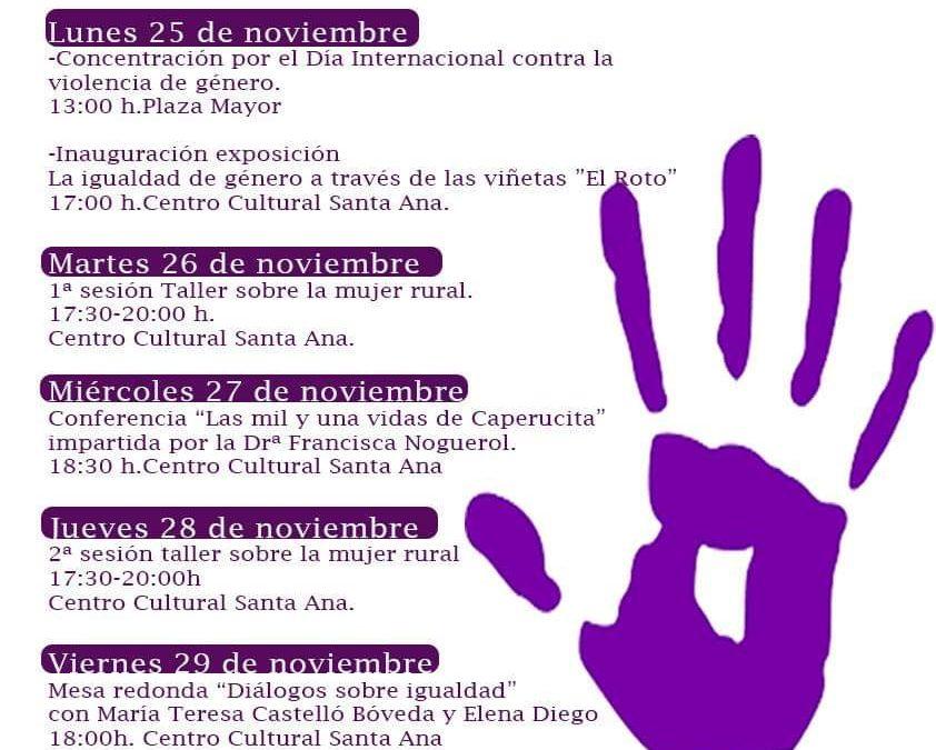 Semana de la igualdad